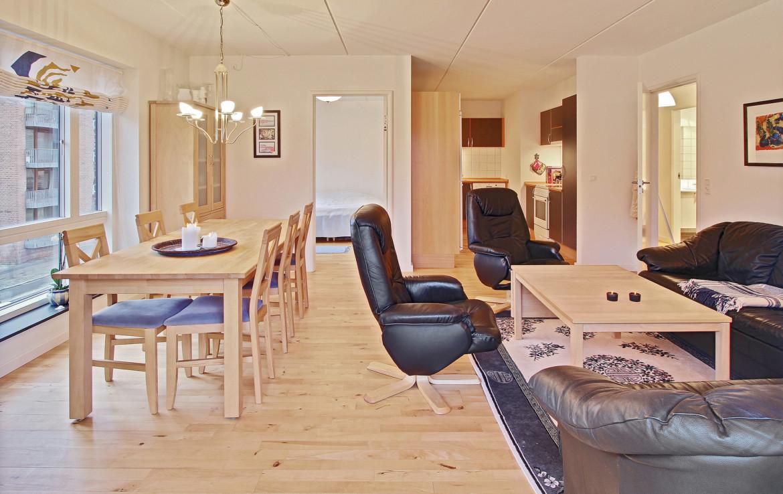 Ejerlejlighed Islands Brygge uden bopælspligt