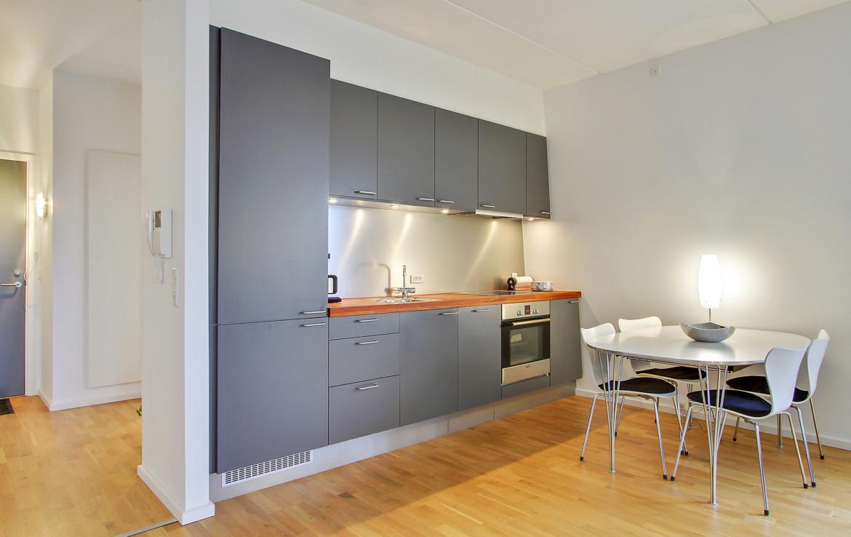 Penthouse lejlighed Islands Brygge uden bopælspligt