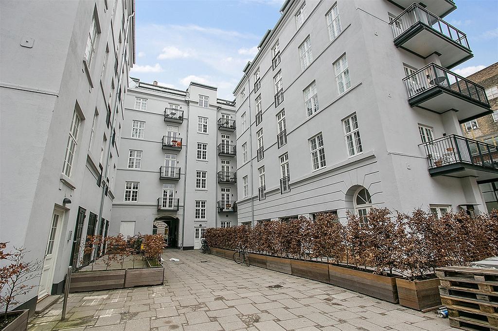 Lejlighed København City uden bopælspligt
