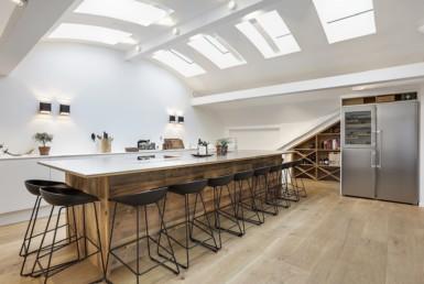 Penthouse lejlighed København City uden bopælspligt