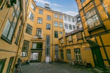 Erhvervslejlighed uden bopælspligt København