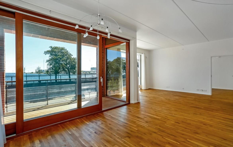 Lejlighed uden bopælspligt Langelinie Alle 29, Østerbro, København