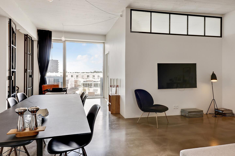 Lejlighed uden bopælspligt Islands Brygge